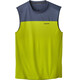 Patagonia M's Windchaser Sleeveless Shirt Light Gecko Green